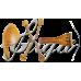 Set accesorii vioara din  paltin cret (scoala/student) (4/4-1/32)