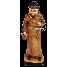 """Statueta """"Calugar"""" (40cm) - pictata"""