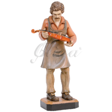 Statueta ,Lutier' Pictat - 45 cm