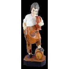 Statueta ,Pivniter' Pictat - 30 cm