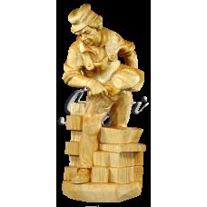 "Statueta ""Zidar"" (40cm) - natur"