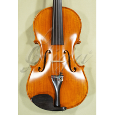"Viola 17.5"" (44,5 cm) Gliga (maestru), spate intreg"