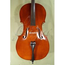 Violoncel 1/8 Genial 2 (incepatori), laminat - Lac Nitro