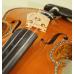 """Vioara 4/4 Gliga Special (maestru), paltin mazarat, spate intreg, intarsie  os si abanos  - Copie """"Hellier"""" 1679"""