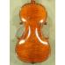 Vioara 4/4 Gliga Special Spate intreg Intarsie Os si Abanos Copie 'Hellier 1679' (Maestru)