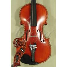 Vioara 4/4 Gliga Special (maestru), sculptata