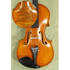 """Vioara 4/4 Gliga Special (maestru), spate intreg, sculptata """"Antonio Stradivarius"""""""